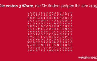 Neujahrsgrüße aus Wien.