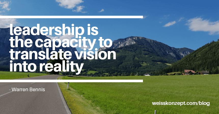 Brauchen wir Leadership in weißen Berufen?